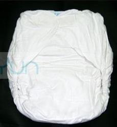 Freies Verschiffen NICEDIAPER2006-WHITE Erwachsene Windel/inkontinenz hosen/Atmungsaktiver baumwolle