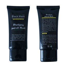 50ml Blackhead Remover Deep Cleansing Purifying Peel Off Acne Black Mud Face Mask Facial Care Drop Shipping