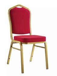 Banquet chair stackable chairs restaurant chairs metal 5PC/ Carton
