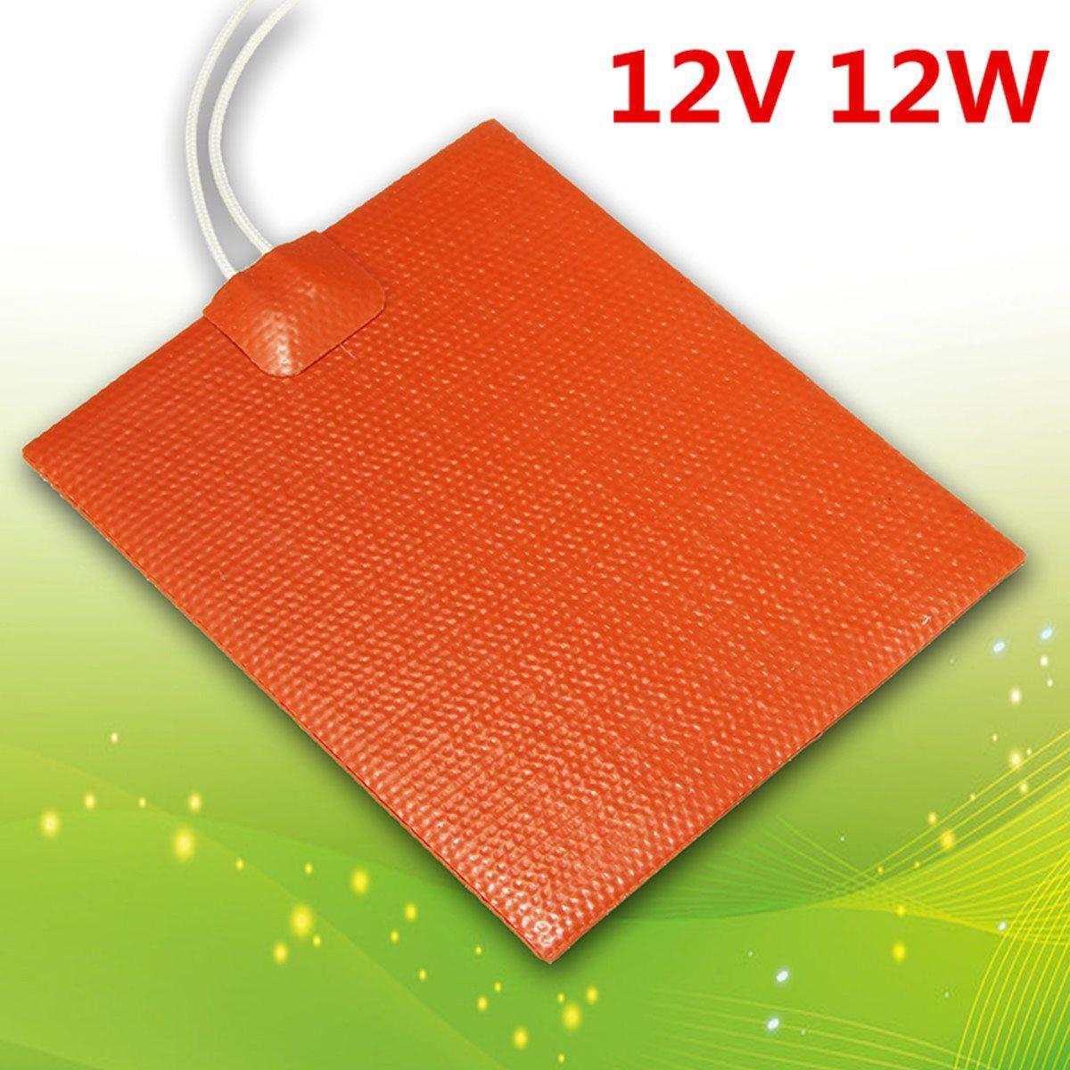 12x10 cm 12 V Hive Elektrische Heizung Platte Sparen Honig Imker bienenzucht Ausrüstung 12 Watt