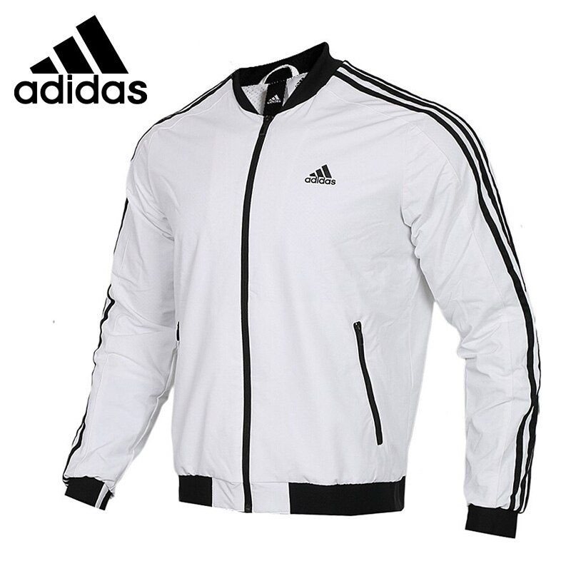 Original New Arrival 2018 Adidas JKT WV BOMB Men's jacket Sportswear