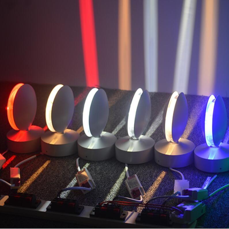 LED Светильники для крыльца 360 градусов угол луча белый Алюминий Средства ухода за кожей поверхностного монтажа Настенные светильники AC85-265V ...
