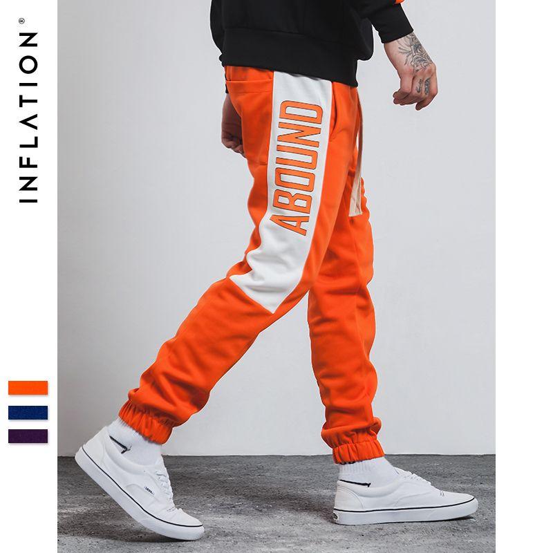 INFLATION 2018 Brand <font><b>Track</b></font> Casual Men Sweatpants Mens Hiphop Jogger <font><b>Track</b></font> Pants Sportwear Fashion Trousers 365W17