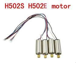 4 PCS/Set Hubsan H502E H502S motor untuk Hubsan H502S H502E RC Quadcopter Suku Cadang Aksesoris