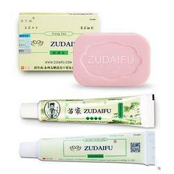 Zudaifu крем от псориаза псориаз мазь дерматит Eczematoid Eczema мазь крем для ухода за кожей