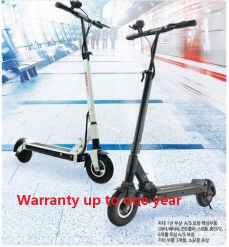 2018 RUIMA mini 4 pro waterproof version 36v . 48V most powerful scooter strong power electric scooter