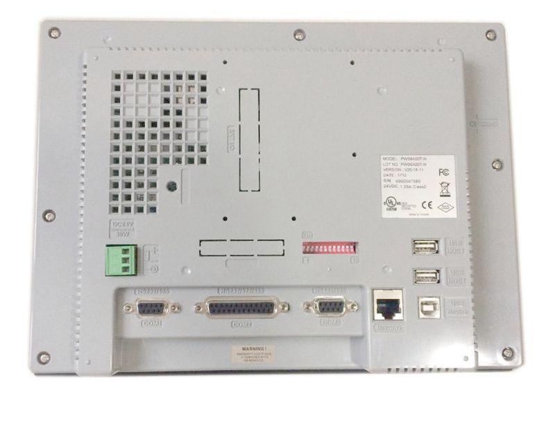 Nueva PWS6A00T-NA PWS6A00T-N 10.4 pulgadas de Pantalla Táctil HMI Ethernet original en caja 1 años de garantía