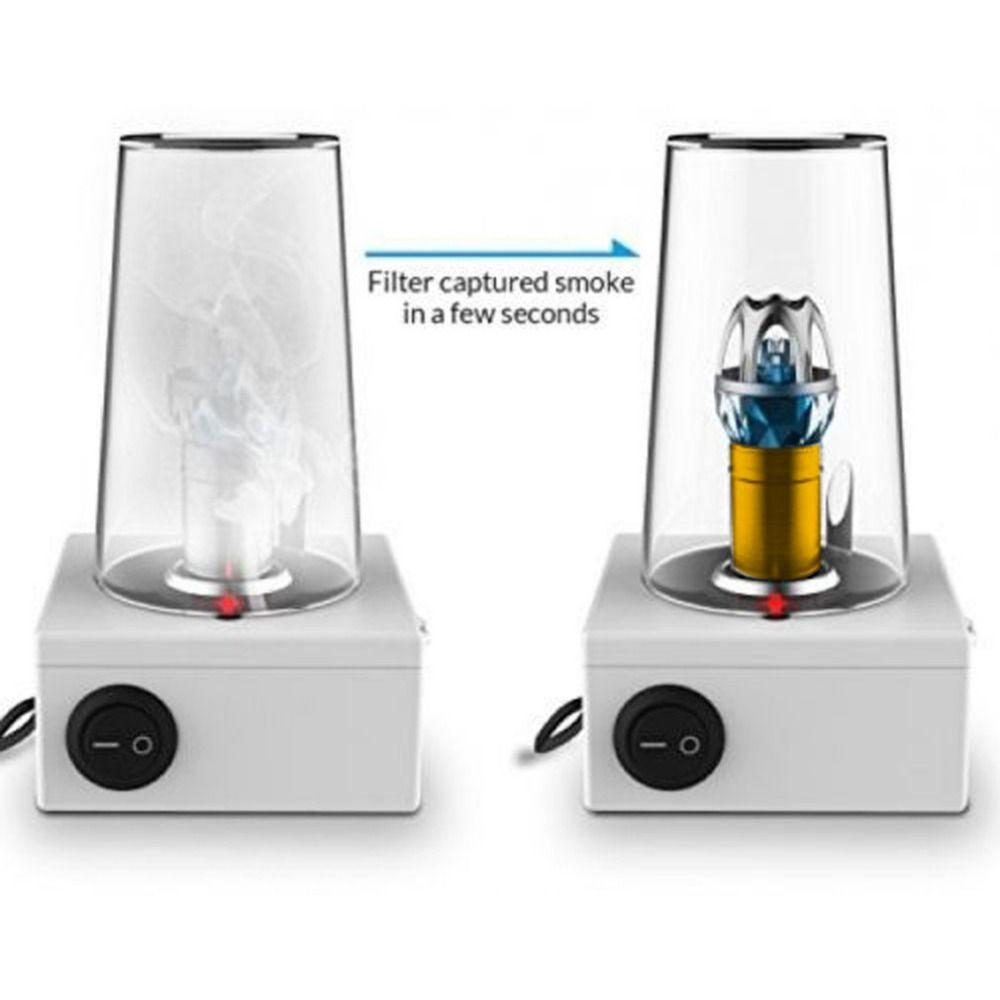 New Stylish Air Purifier  Freshener 12V Mini Auto Car Fresh Air Ionic Purifier Oxygen Bar Ozone Ionizer Cleaner Car Accessories