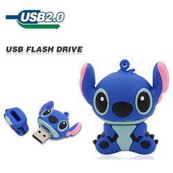 Nouveau mode USB Flash Drive 64 GB 32 GB 16 GB 8 GB 4 GB 2 GB bande dessinée Point Stylo lecteur flash carte Mémoire bâton belle U Disque pendrive