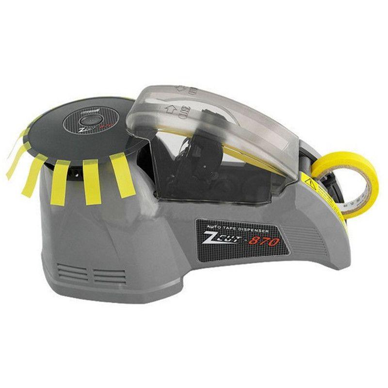 ZCUT-870 disc-type adhesive tape automatic cutting machine tape machine  width 3-25mm
