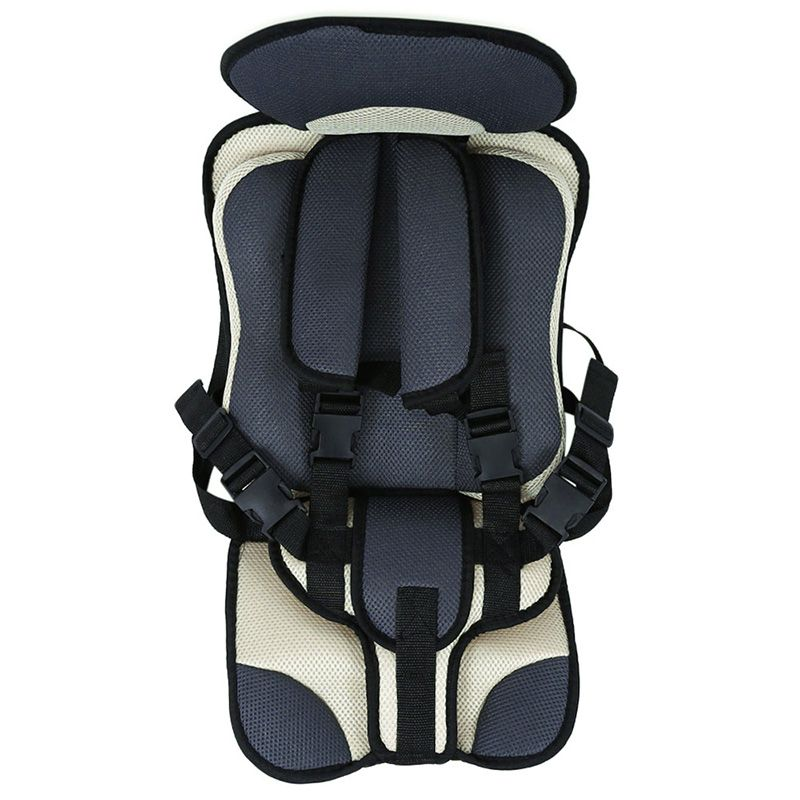 Baby Car Seat Safety Car Seat Adjustable Children's Child Chair Car Updated Version Thickening Kids Car Seats Kids Xmas Gifts