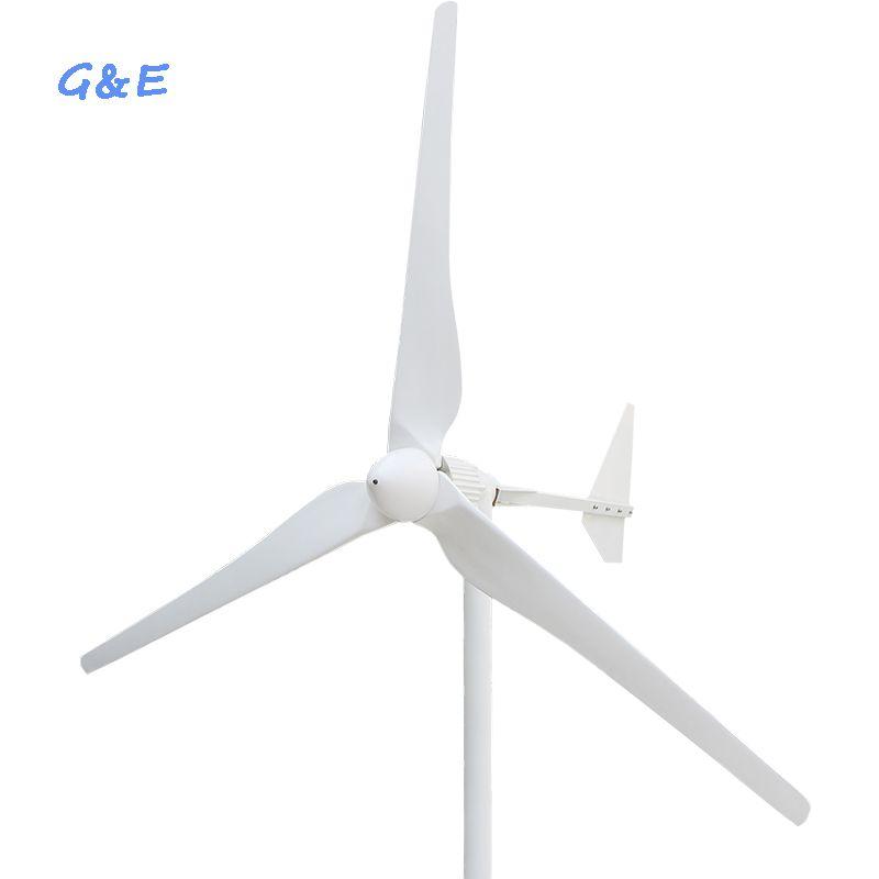 AC Ausgang 2KW 48 V 96 V 120 V 220 V 230 V Wind Turbine Wind Generator Wind Mühle Energie