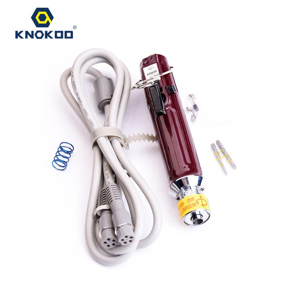 KNOKOO Precision Screwdriver CL-4000 electronic screw driver (H4 bit,1/4 HEX)