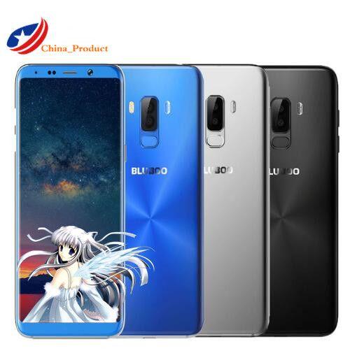Bluboo S8 4G LTE MTK6750 Octa Core 3GB RAM 32GB ROM 13MP Dual Rear 5.7'' HD 18:9 Aspect Ratio Full Display 3450mAh Smartphone