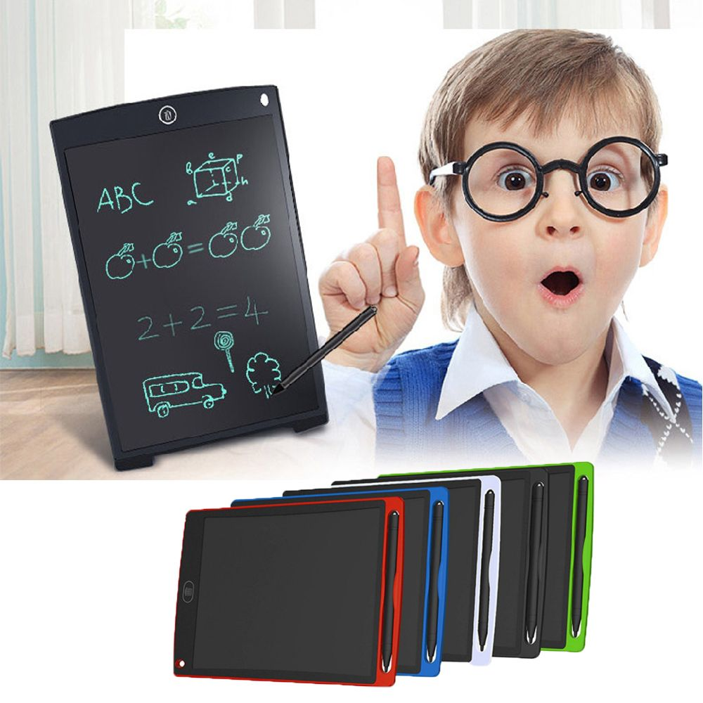 8.5 /12 /4.4 /8.8 inch Drawing Toys Ultra-thin Tablets Portable lcd Writing E-writer board Children smart Early Educational Kids