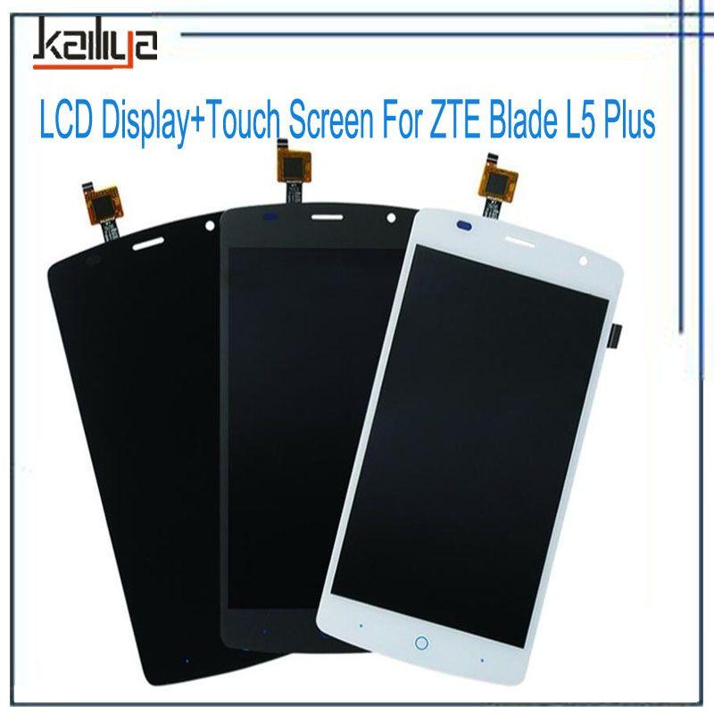 100% Original Neue LCD Display Für ZTE Klinge L5 Plus + 5,0