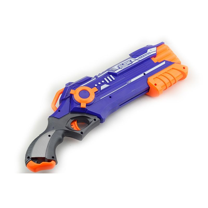 Eva2king 2017 Hot Selling Soft Bullet Toy Gun Suitable For Nerf Guns Soft Darts Toy Guns <font><b>Perfect</b></font> Suit for Nerf Toy Gun