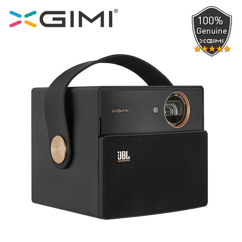 XGIMI CC Aurora Dark Knight DLP Tragbare Projektor Heimkino 4 K HD Video projektoren Android Wifi Bluetooth 3D Shutter unterstützung