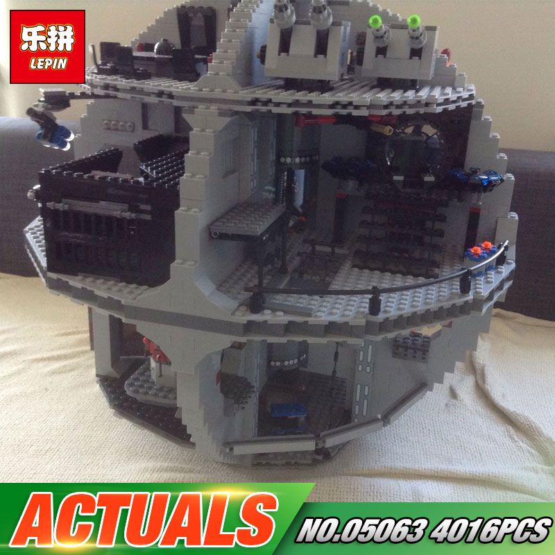 DHL Lepin 05063 Star Toys Wars The Rogue One 79159 Death Toys Star Set Building Blocks Bricks Assembly Toys Kids Christmas Gifts