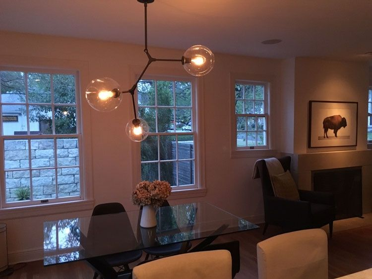 Lindsey Adelman Branching Bubble Chandelier Modern Chandelier Light Lighting Included LED Dimmable Bulbs +Free shipping!