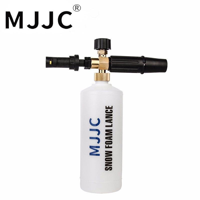 MJJC Brand foam lance KA for karcher K 12 units package free shipping with the High Quality Automobiles <font><b>Accessory</b></font>