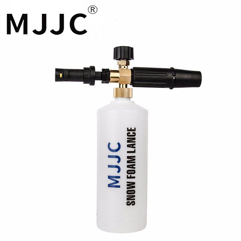 Mjjc Марка пена Лэнс КА для Karcher K 12 единиц посылка бесплатная доставка 2018 с высокое качество автомобили аксессуар