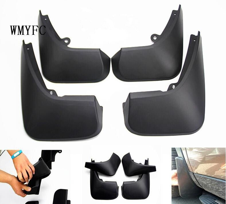 FIT FOR 2015-2017 LAND ROVER DISCOVERY SPORT 5 SEATS MUDFLAPS MUD FLAP SPLASH GUARD MUDGUARDS FRONT REAR FENDER CAR ACCESSOIRES