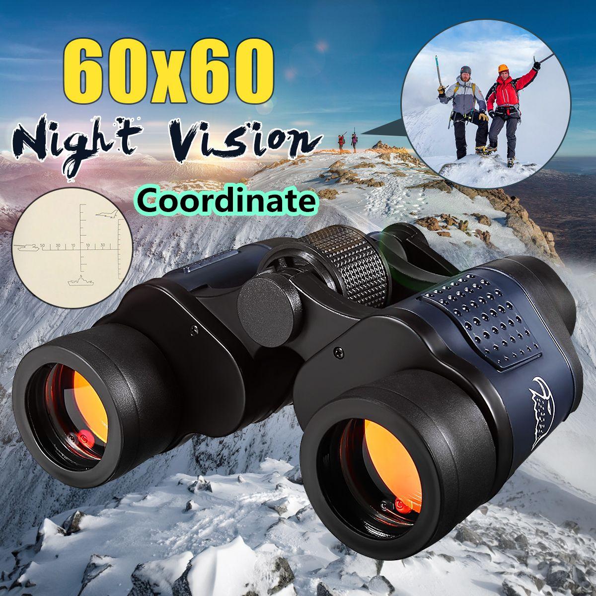 Hohe Qualität 60X60 Optische Teleskop Nachtsicht Fernglas 3000 mt fernglas spektiv outdoor Jagd sport okular