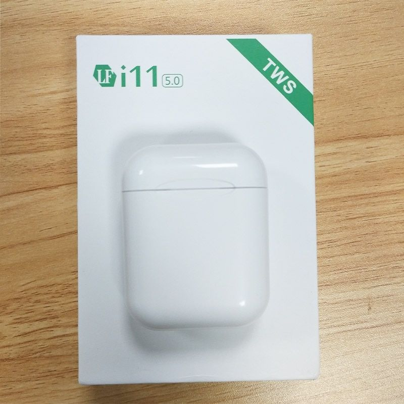 2019 nouveau i11-tws écouteurs Ture sans fil Bluetooth Double écouteurs jumeaux écouteurs stéréo musique casque pour iPhone 8 Plus