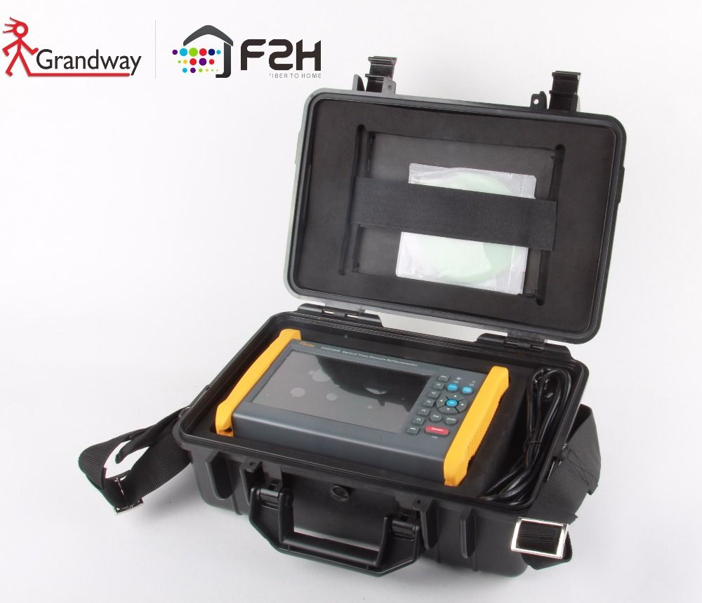 Grandway 3 proof easy-carrying Box suitable for all FHO5000 series OTDR with FHO5000-D26