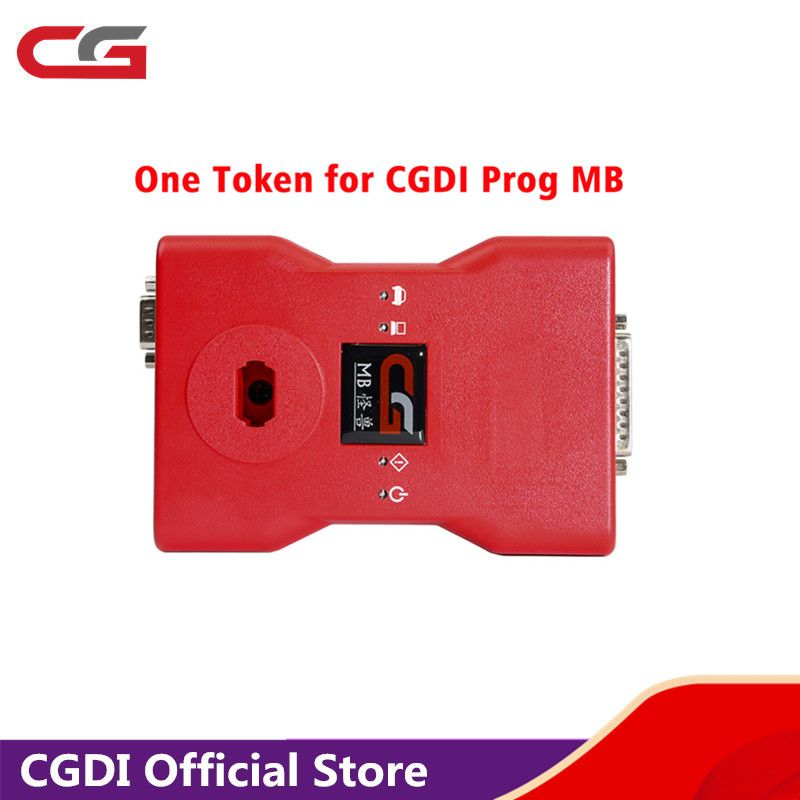 One Token for CGDI Prog for MB for Benz Car Key Programmer