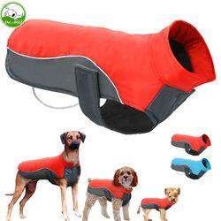 Impermeable perro perrito chaleco chaqueta invierno ropa de abrigo para mascotas ropa para perros ropa para pequeño mediano grande Perros s-5xl