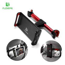 Floveme 4-11 ''Универсальный Планшеты Автомобильный держатель для iPad 2 3 4 мини воздуха 1 2 3 4 Pro на заднем сиденье подставка держатель Аксессуары для...