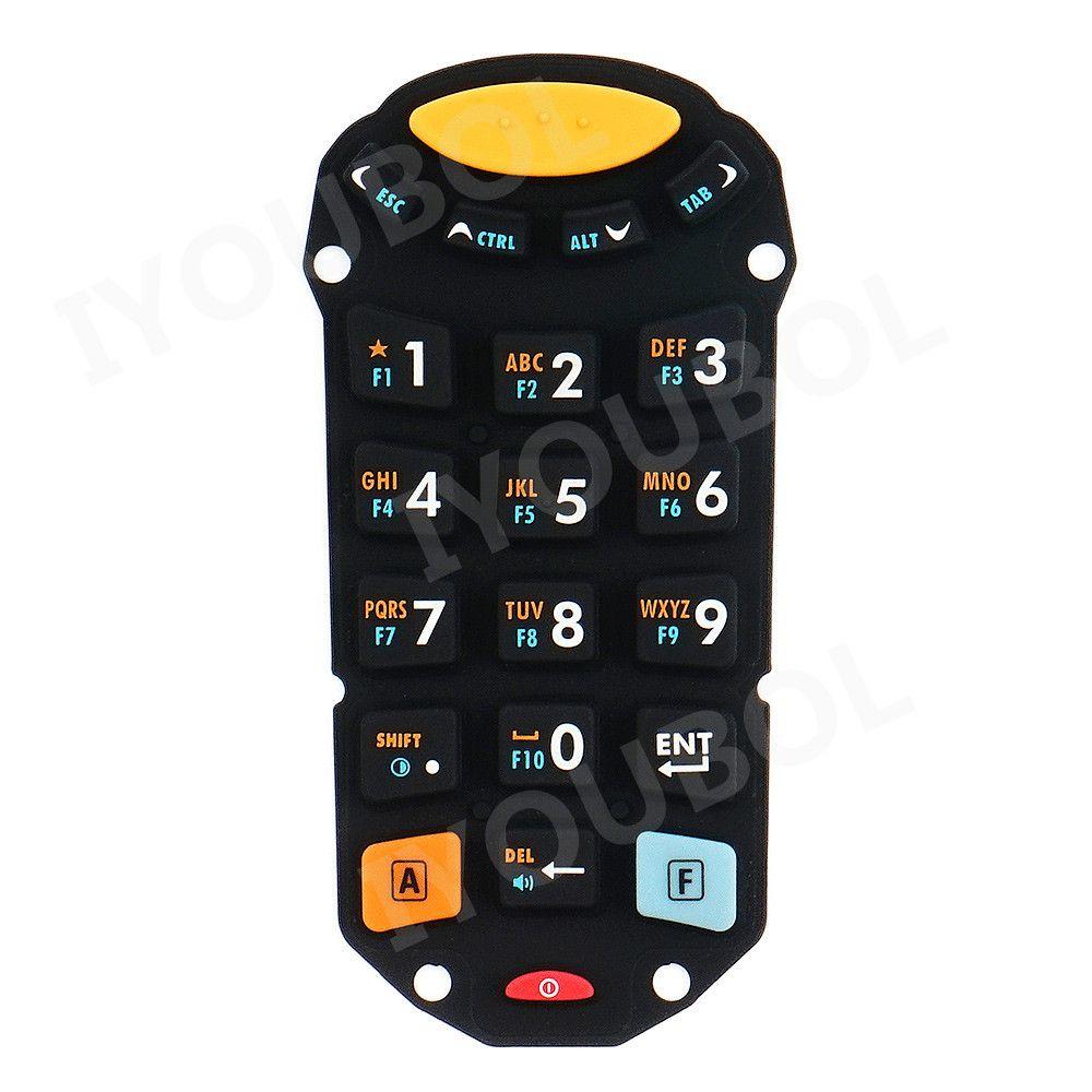 10pcs 21 Keys Numeric Keypad for Motorola Symbol MC1000
