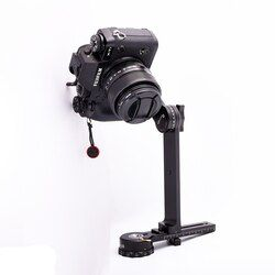 SETTO Mini Compact  Panoramic Tripod Ball Head Panorama Head+360 Gimbal Bracket Tripod Head with Quick Release For Dslr Camera M