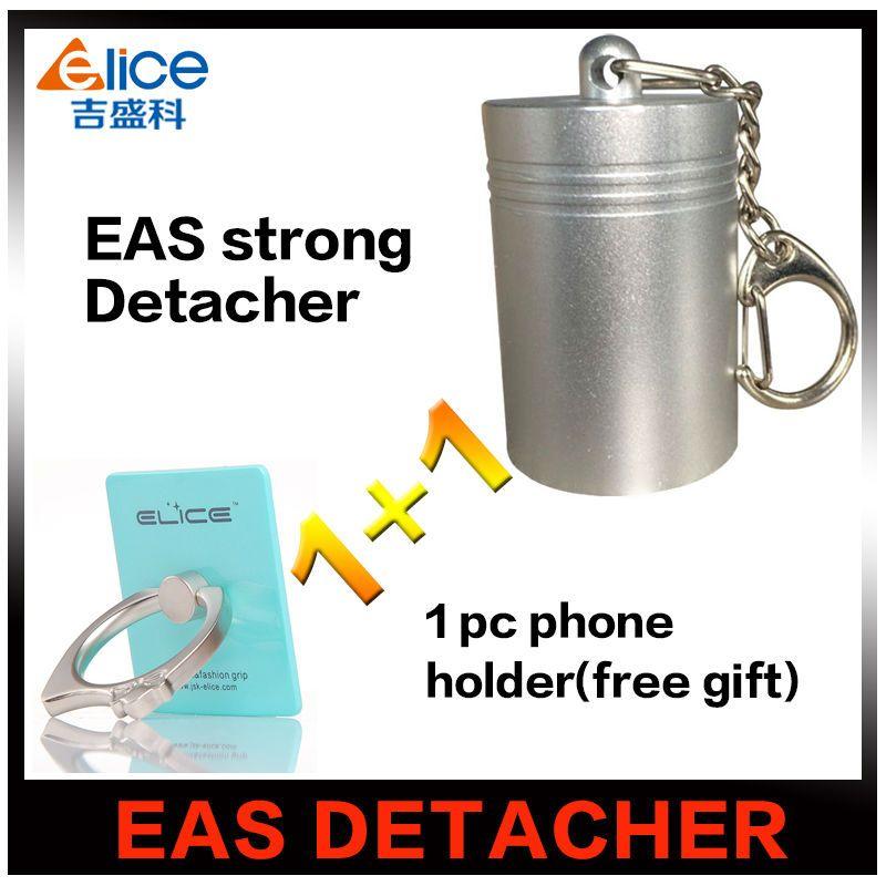 12000GS Portable Magnet eas tag remover strong  detacher+ 1 pcs ring holder as gift (gift sending by random)