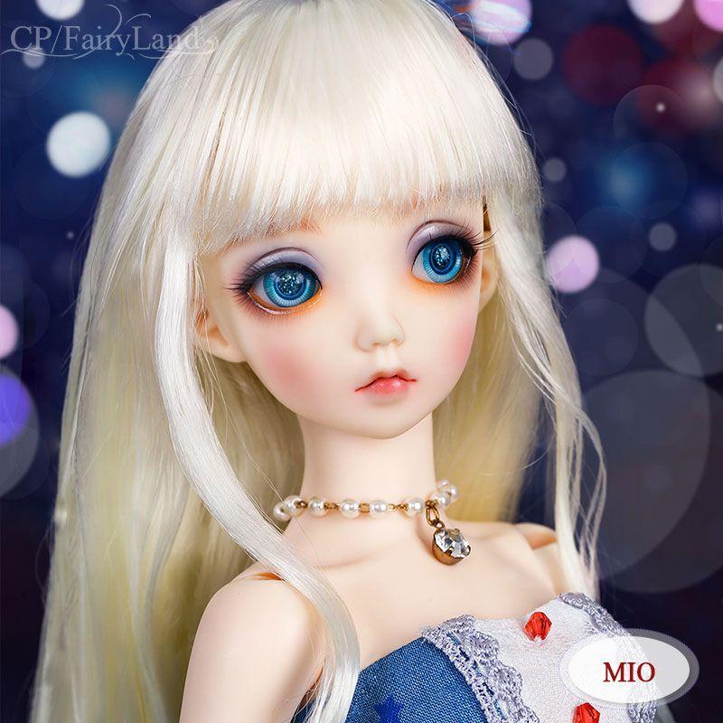 OUENEIFS bjd sd dolls fairyland minifee chloe sarang 1/4 body model reborn girls boys eyes High Quality toys resin