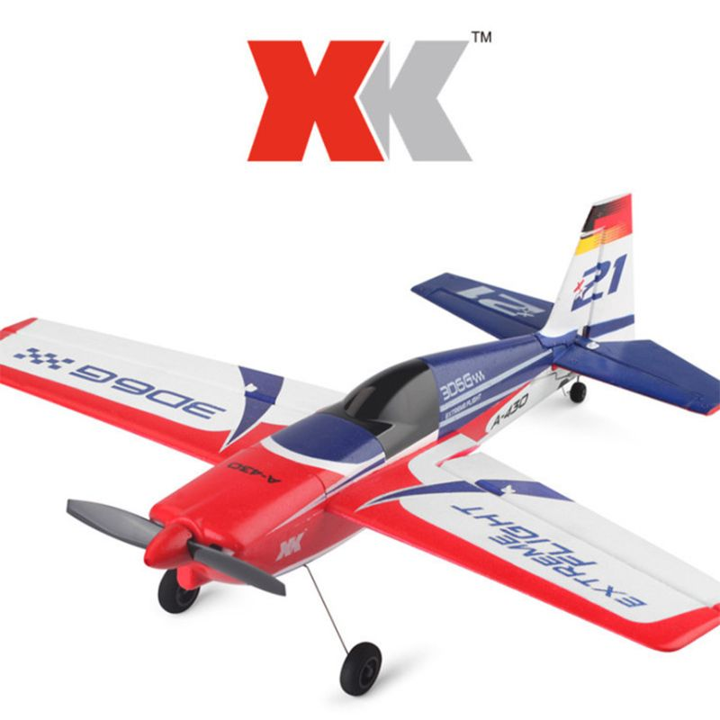 LeadingStar XK A430 XK A-430 Drone with 2.4G 8CH 3D6G Brushless Motor Remote Control Dron Airplane