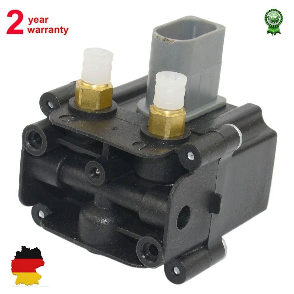 Luftfederung Magnetventil Block für BMW 7-Serie 750i F01 F07 F03 F04 5-Serie F11 Immobilien 740i 750i 760Li 37206789450