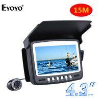 Eyoyo Подводная охота видеокамера 4.3