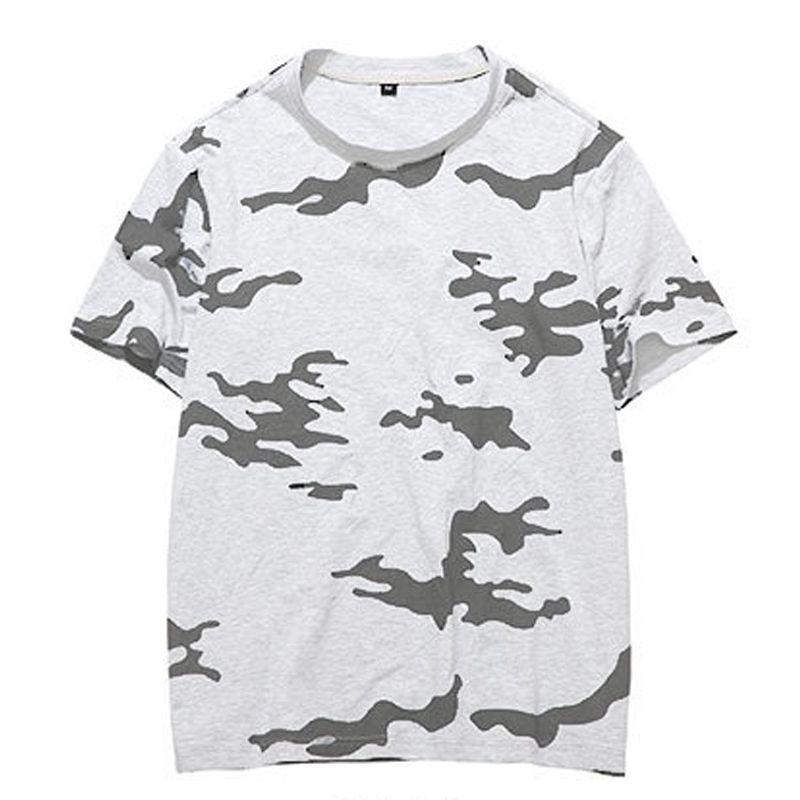 2018 Brand Men Cotton Fashion Casual T-Shirt Men Short Sleeve Summer New Arrival Tops Loose Men T-Shirts#JPZC1605