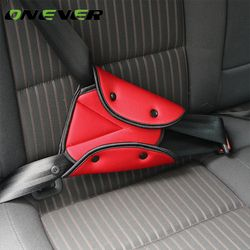 Onever Car Safe Siège Ajustement Ceinture Robuste Adjuster Voiture de Sécurité ceinture Ajuster Dispositif Triangle Bébé Enfant Protection Bébé de Sécurité Pour bébé