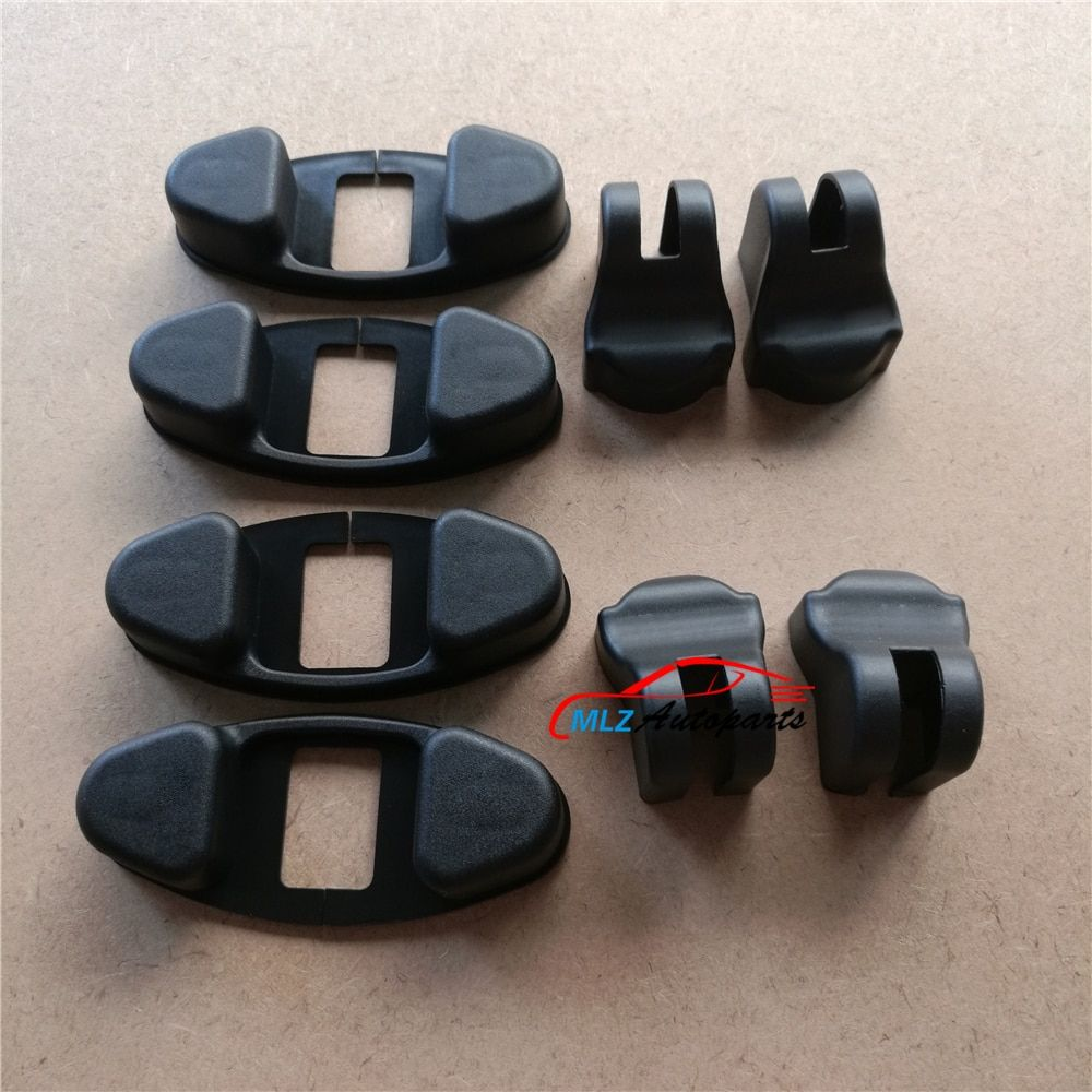 Car Door Lock Cover Stopper Limiting Buckle Protector Trim For Kia Sportage R 2011 2012 2013 2014 2015 2016