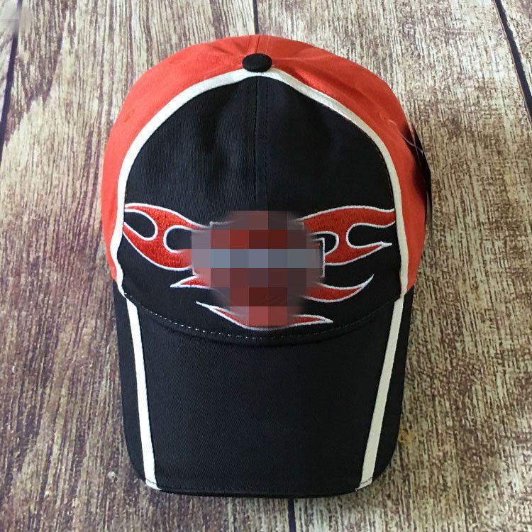 Motocross <font><b>Rider</b></font> / Row Locomotive / Baseball Racing Cap Right Left Claw Right harley cycling caps back HDMC
