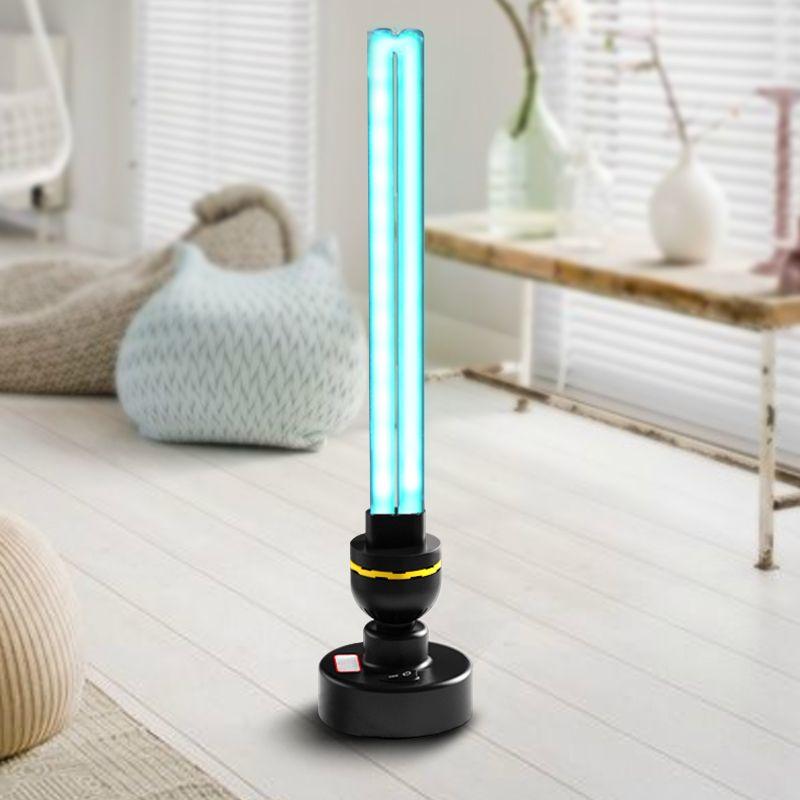 40W High Ozone UV Disinfection lamp 110V 220V Household Ultraviolet Lamps E27 Tube UVC Germicidal Light Sterilizing Lights