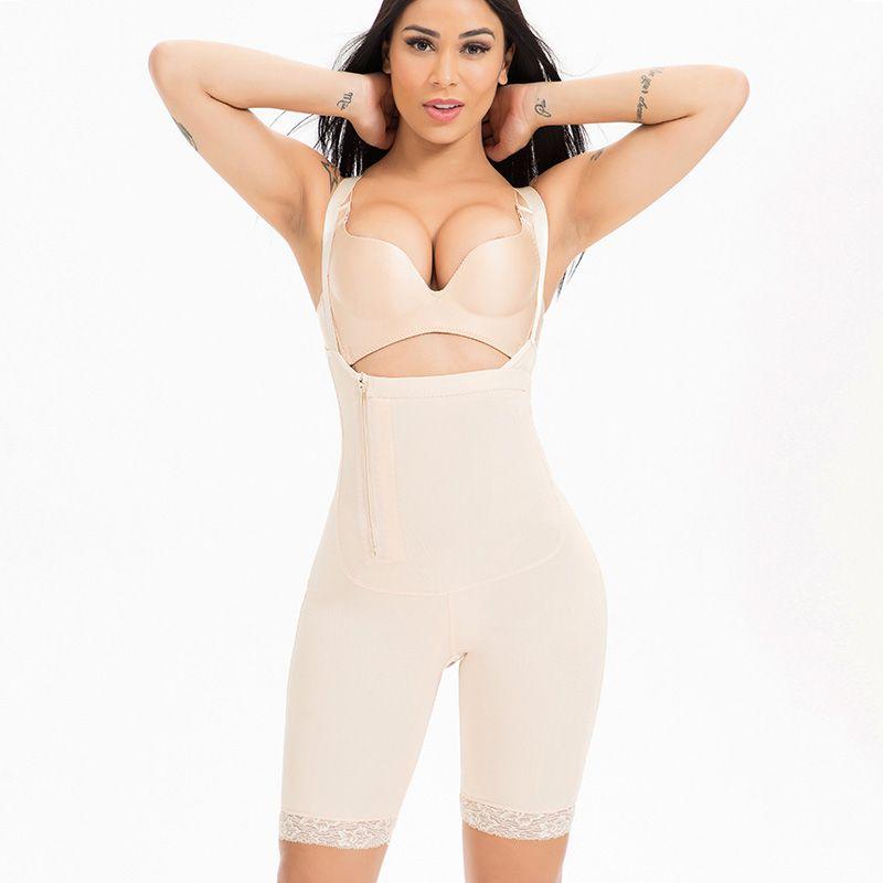 Plus Size 4 5 6XL Women Shapewear Waist Slimming Shaper Corset Butt Lifter Modeling Strap Body Shaper Underwear Women Bodysuits