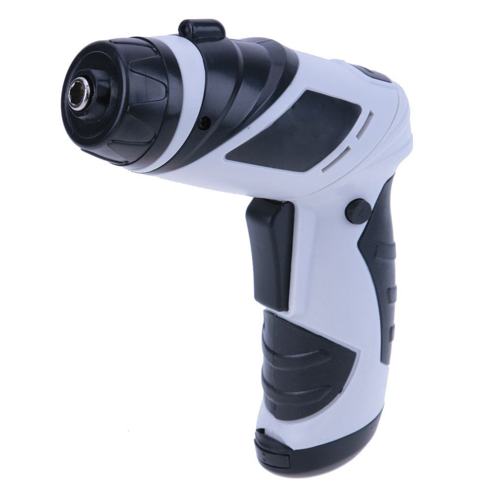 6V Cordless Wireless Electric Drill With Screwdriver Bit Battery Operated Parafusadeira Furadeira Power Tool 3.5NM 200r/min