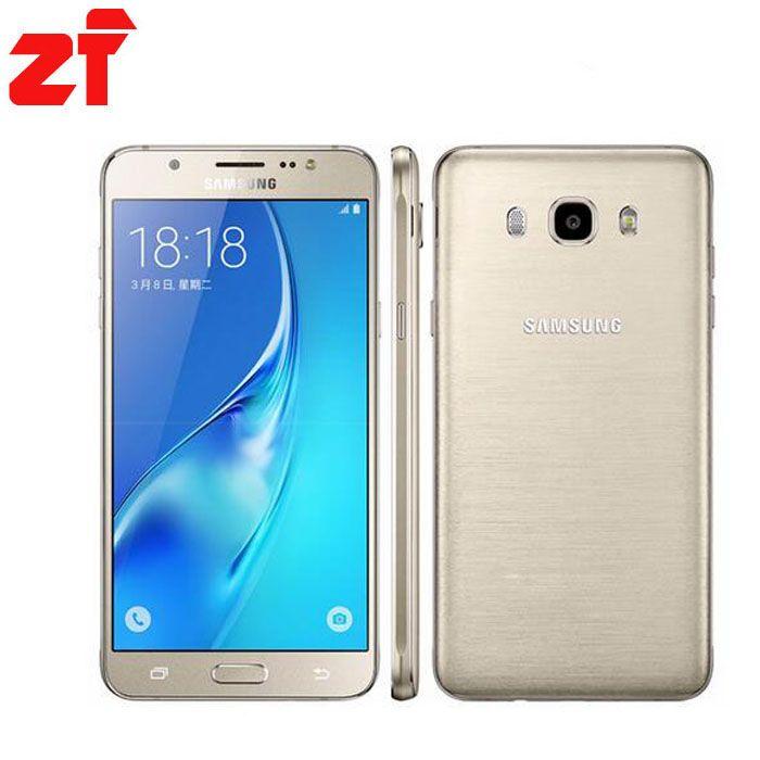 Оригинальный Samsung Galaxy J5 (2016) j5108 телефон 16 ГБ Встроенная память 2 ГБ Оперативная память 5.2