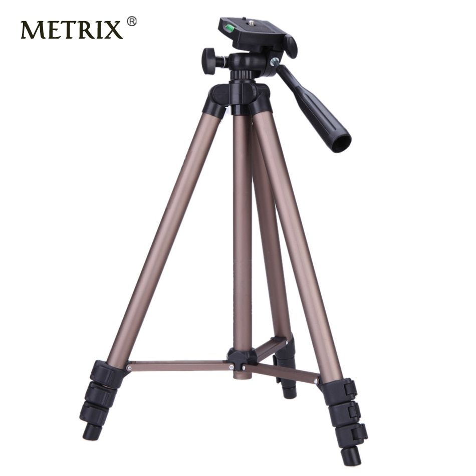 METRIX WT3130 Aluminum alloy Camera Tripod for projector dvr smartphone DSLR telefon CamcorderDV Protable mini gorillapod Tripod