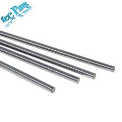 Axe optique 300 320 330 350 390 400 500mm Lisse Tiges 8mm Linéaire Arbre Rail 3D Imprimantes Pièces Chrome Plaqué Guide Glisser Partie